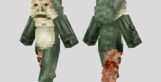 Jabba The Hutt Skin para Minecraft