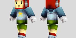 Maxwell Skin para Minecraft