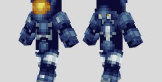 Terran Marine Skin para Minecraft