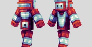 Tobor Skin para Minecraft