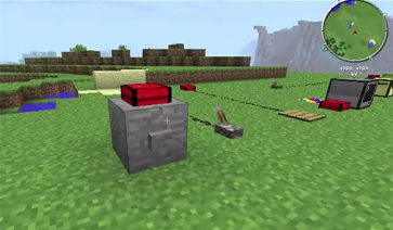Alarmcraft Mod para Minecraft 1.7.10