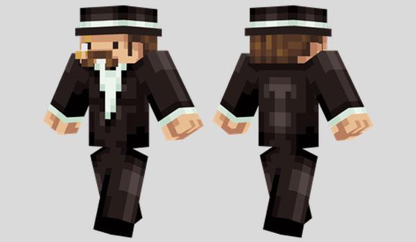 Gentleman Skin para Minecraft