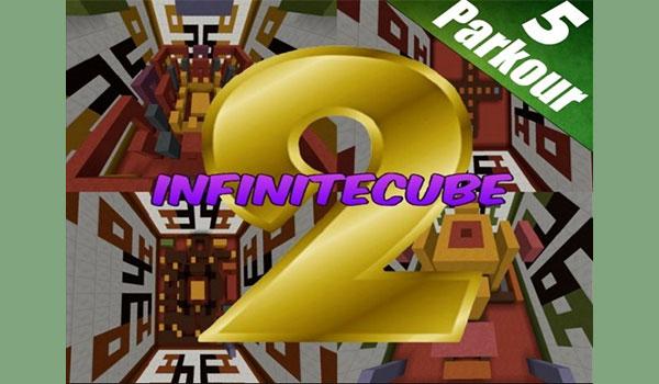 InfiniteCube 2 Map para Minecraft 1.8
