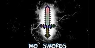 Mo' Swords Mod para Minecraft 1.8