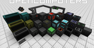 OpenComputers Mod para Minecraft 1.8