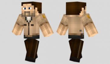 The Walking Dead MineCrafteo - Skins para minecraft the walking dead