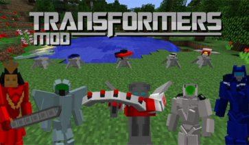 Transformers Mod para Minecraft 1.7.10