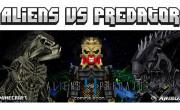 Aliens vs Predator Mod para Minecraft 1.7.10