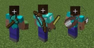 Back Tools Mod para Minecraft 1.8