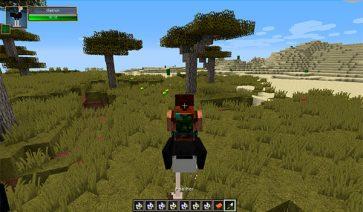 Birds Mod para Minecraft 1.8 y 1.8.9