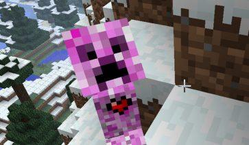 Elemental Creepers Mod para Minecraft 1.8