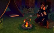 The Camping Mod para Minecraft 1.7.10