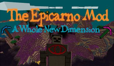 The Epicarno Mod para Minecraft 1.8