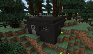 Bunker Mod para Minecraft 1.8