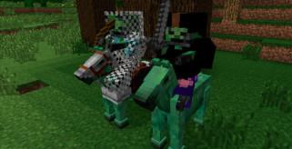 Ender Zoo Mod para Minecraft 1.8