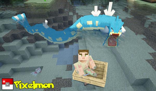 Pixelmon Mod para Minecraft 1.8 y 1.8.9
