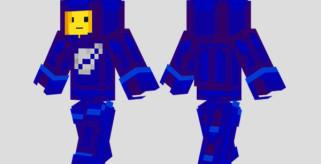 Space Guy Skin para Minecraft