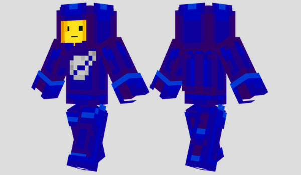 Space Guy Skin