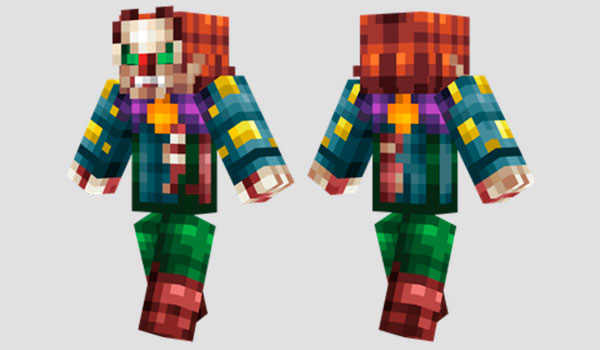 Clown Boy Skin