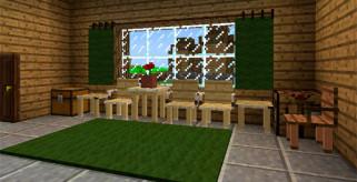 Decoration Mega Pack Mod para Minecraft 1.8