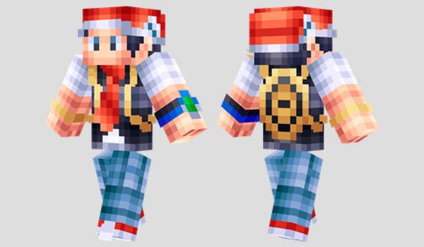 Lucas Skin para Minecraft