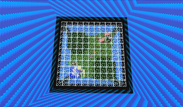 Micro Cubes Map para Minecraft 1.8