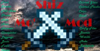 Mo' Shiz Mod para Minecraft 1.7.10