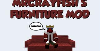 MrCrayfish's Furniture Mod para Minecraft 1.8