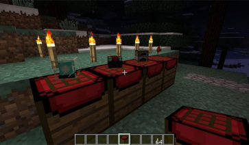 The Project Bench Mod para Minecraft 1.8
