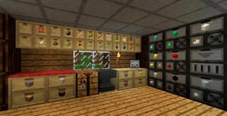 Storage Drawers Mod para Minecraft 1.8