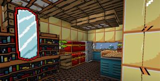 The Scribblenauts Texture Pack para Minecraft 1.8
