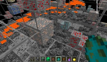 Xray Ultimate Texture Pack para Minecraft 1.13 y 1.12