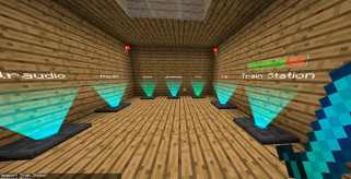 XPTeleporters Mod para Minecraft 1.7.10