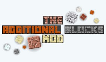 The Additional Blocks Mod para Minecraft 1.8