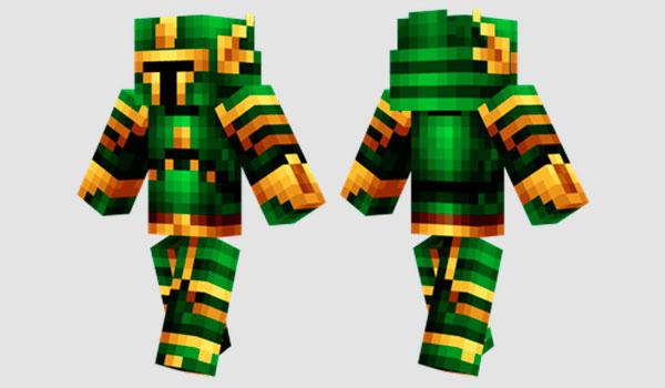 Green Knight Skin
