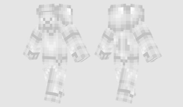 Iron Steve Skin para Minecraft