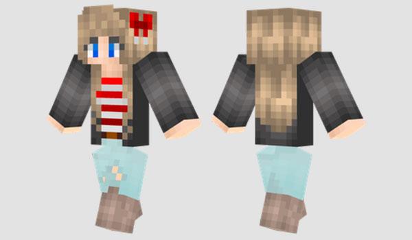 Summer Chic Skin para Minecraft