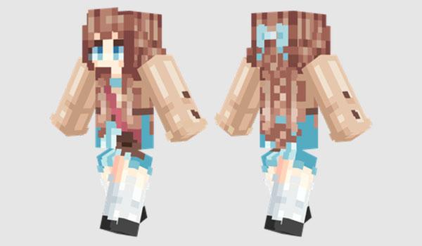 Summer Skin para Minecraft
