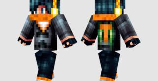 T-Boy Skin para Minecraft