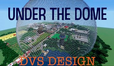 Under the Dome Map para Minecraft 1.8