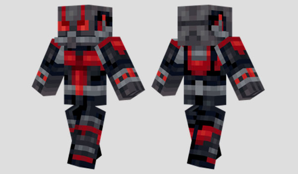 Ant Man Skin para Minecraft