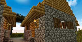 Default HD Texture Pack para Minecraft 1.8