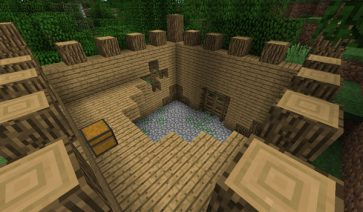Dungeon Pack Mod para Minecraft 1.8