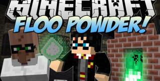 Floocraft Mod para Minecraft 1.8