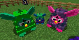 Furby Mania Mod para Minecraft 1.8