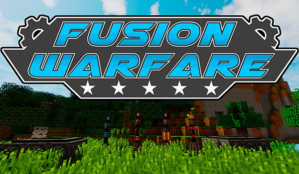 Fusion Warfare Mod para Minecraft 1.7.10