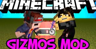 Gizmos Mod para Minecraft 1.7.2 y 1.7.10