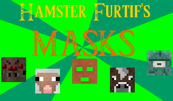 Masks Mod para Minecraft 1.8