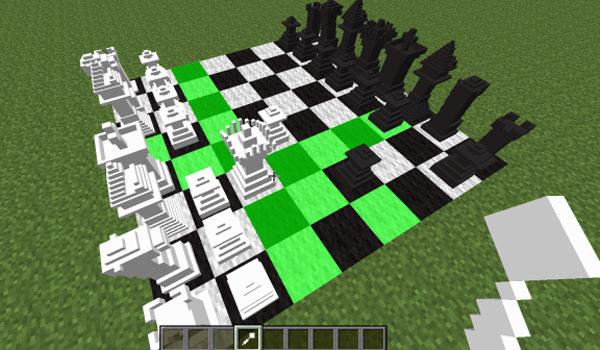 MineChess Mod para Minecraft 1.8 y 1.8.8