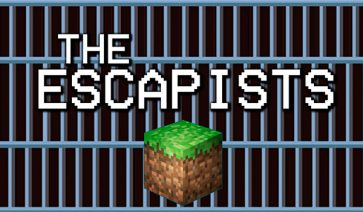 The Escapists Map para Minecraft 1.8